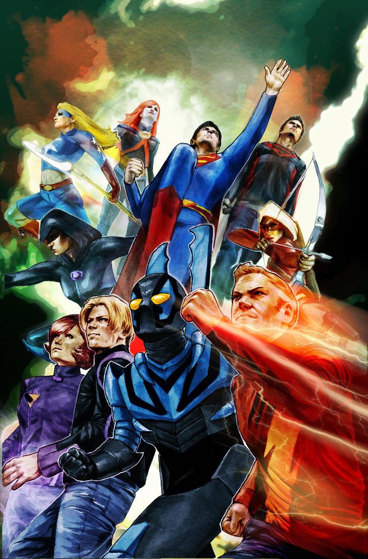 Smallville Continuity #3 by gattadonna