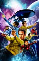 Star Trek Behemoth #1 by gattadonna