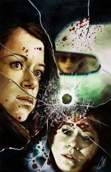 Orphan Black #1 cover G Sarah and Katja