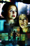 Orphan Black #1 cover H Sarah and Rachel
