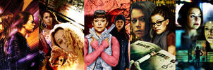 Orphan Black #1 variant covers