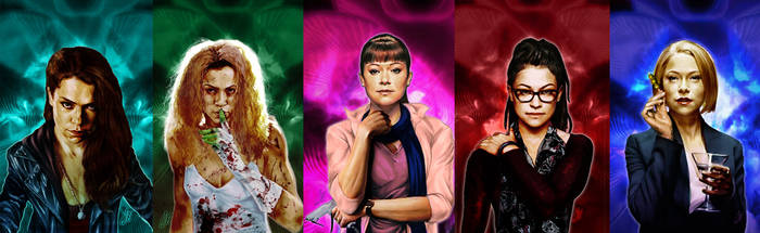 Orphan Black 1-5 solo covers
