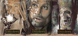 Lord Of The Rings Masterpieces