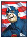 Complete Avengers:Cap America