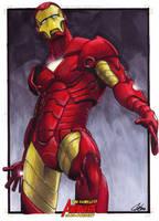 Complete Avengers: Iron Man by gattadonna