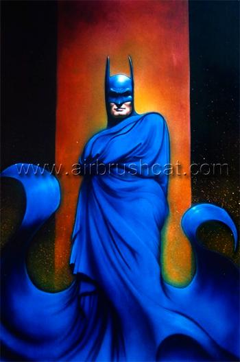 Batman by gattadonna