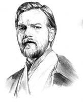 Obi Wan Kenobi by gattadonna