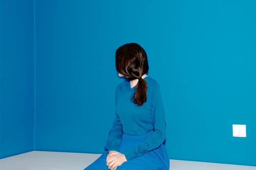Blue is not my heaven