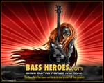 The Bass Heroine