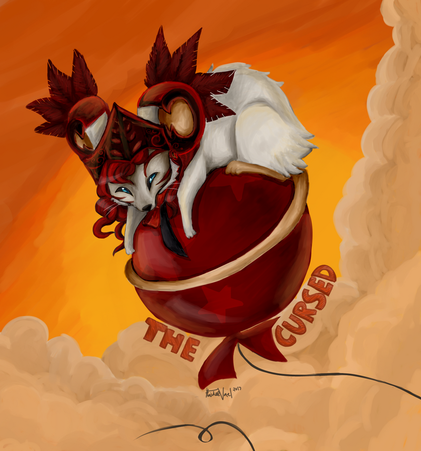 The Cursed by Gekkogahara