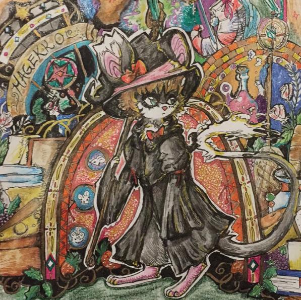 Magik by Gekkogahara