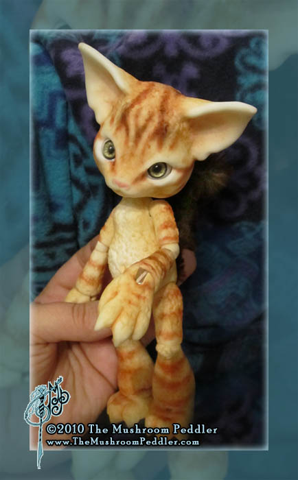 Scratch the Red Tabby by TheMushroomPeddler