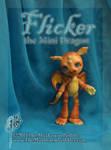 Flicker the Mini Dragon