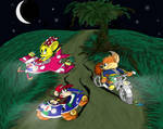 Diddy Kong Racing reloaded