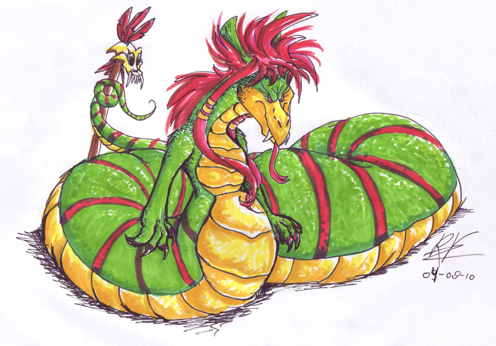 Snake Humanoid All other humanoid birds