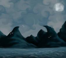 Revisiting Gloomy Galleon by Ribbedebie