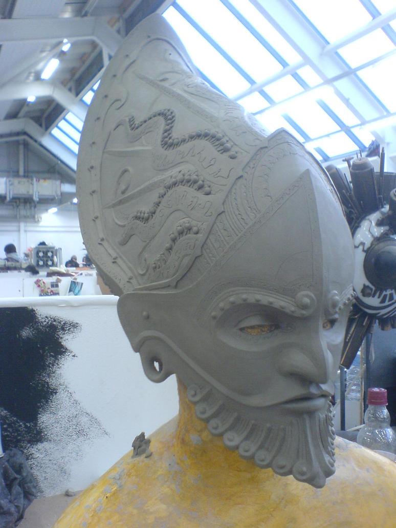 My new sculpt by danielokeefe