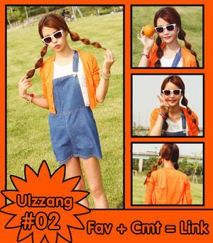 [Photopack] Ulzzang - Song Ah Ri (#02)