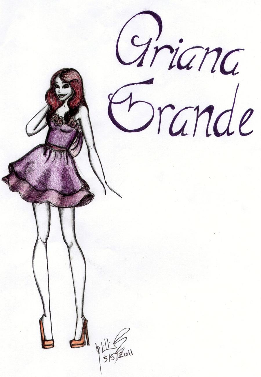 ariana grande by trojanprincess d3fq9sh Inderpreet's blog 18 year old blonde sucking on