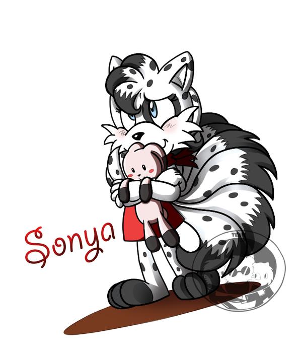Sonya Ishiyama Kato Ver. 2-KazukiTheLeonhearted- by RoninHunt0987