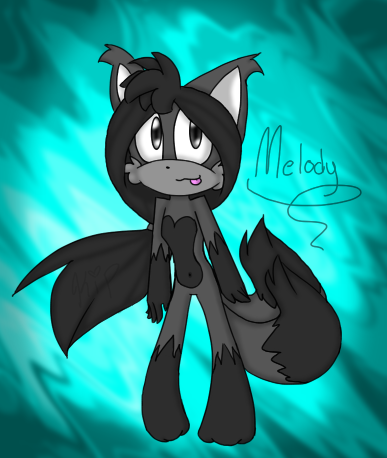 Furrified Melody by RoninHunt0987