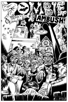 Zombie Ambush Splash Page