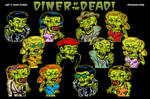 Diner of the Dead Zomb Family