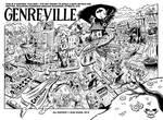 Genreville Map