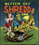 Guitar Shredding Zombie