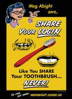 Meg Abight Toothbrush by Huwman
