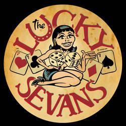 New Lucky Sevans Band Logo by Huwman