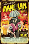 MANCLAM B-Movie Poster