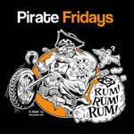Final Pirate Fridays Shirt Design