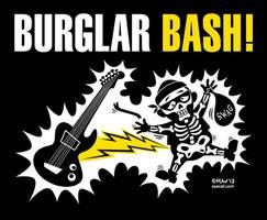 Burglar Bash by Huwman