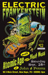 Electric Frankenstein Poster FINAL