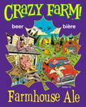 CRAZY FARM Beer Logo