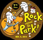 Rock Around the Park 2014