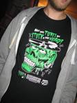 'Instruments of Evil' Movie Promo Shirts