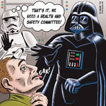 Star Wars Cartoon for COPE-378
