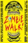 Saskatoon ZOMBIE WALK Poster 2015