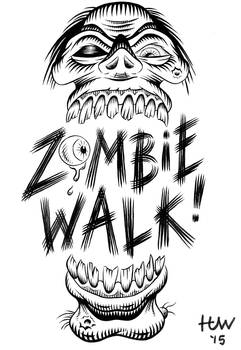 Zombie Walk 2015 Unretouched Inks