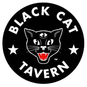 BLACK CAT TAVERN LOGO