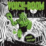 VOICE of DOOM Art for 'Toxic Swamp' vinyl release