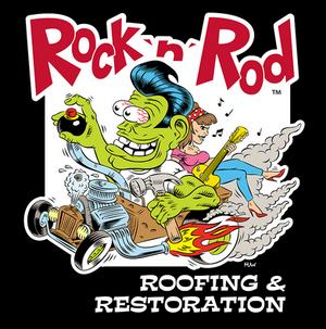 ROCK'n'ROD Company Mascot