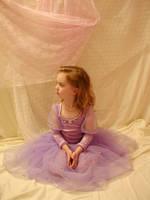Sitting Princess 3 by DarkMaiden-Stock
