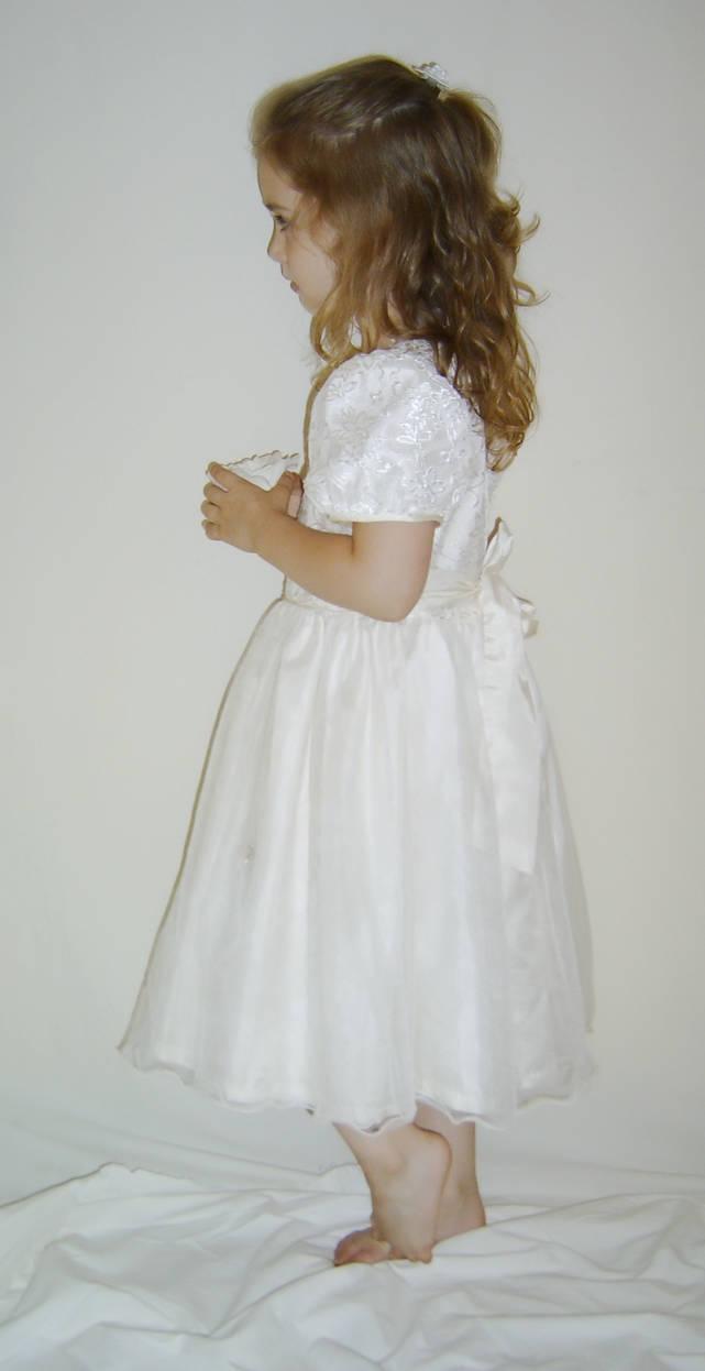 White Dress 18 by DarkMaiden-Stock