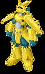 Magnamon - The Miracle Knight