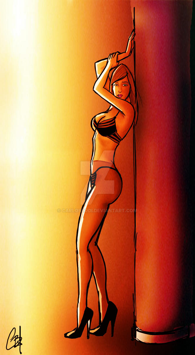 beauty pantyhose by carlosbodi