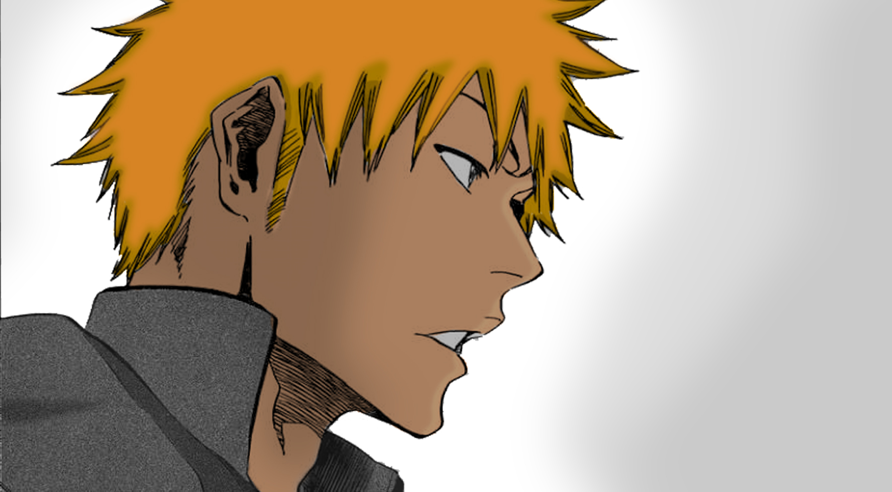 Bleach Ichigo Kurosaki Colour By Narutohdmanga On Deviantart