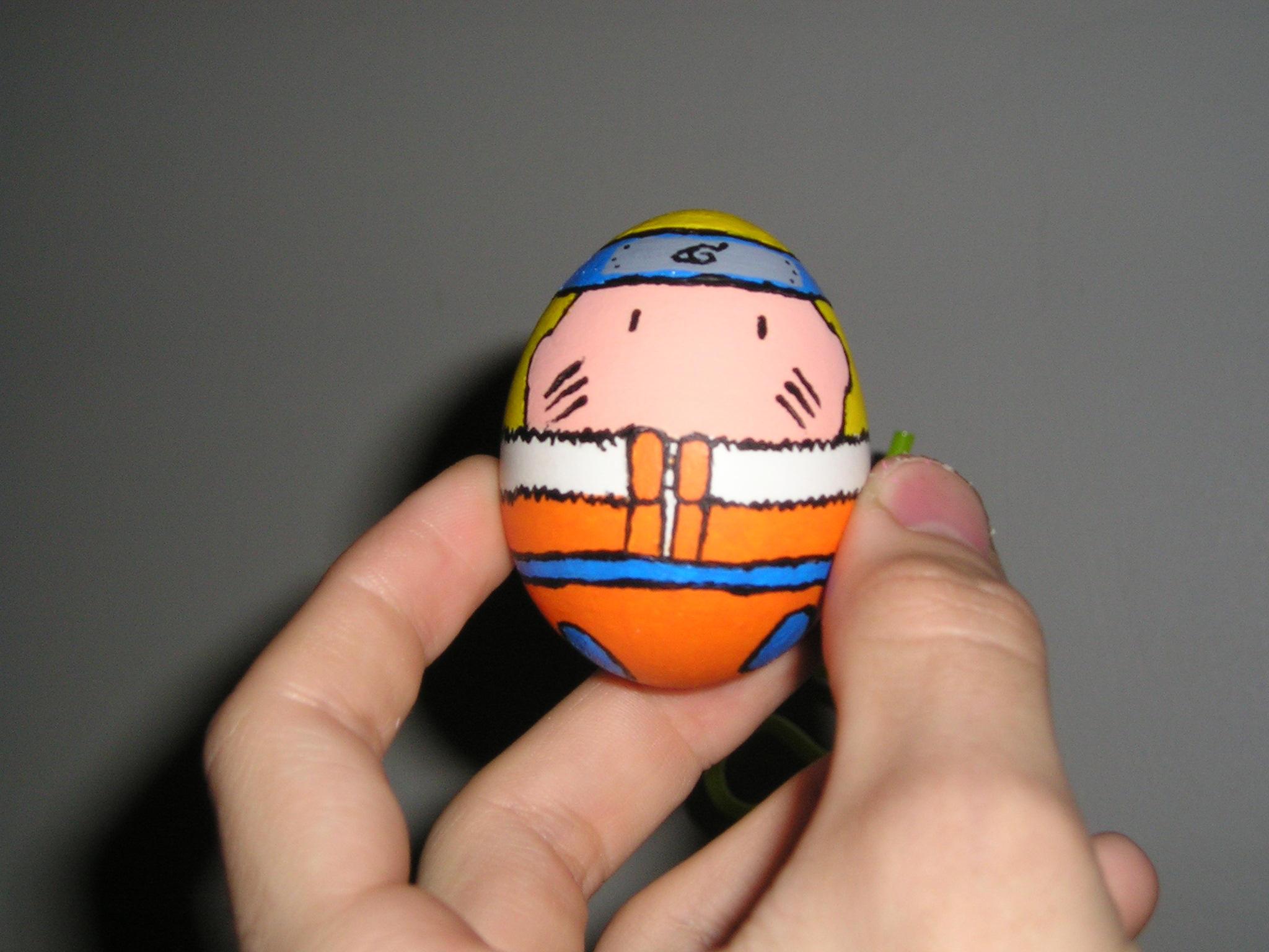 Naruto Egg by GotenSon